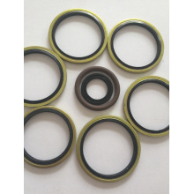 OEM for Rubber Gaskets,Paper Gasket,Ptfe Gasket Manufacturers and Suppliers in China Rubber Bonded Seal Gaskets supply to Jamaica Manufacturer