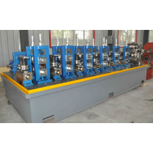 Goods high definition for Plc Square Downspipe Roll Forming Machine Square tube mill welding machine export to United States Supplier