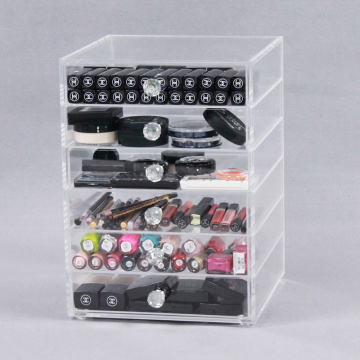 Best Beauty Box Acrylic Makeup Storage