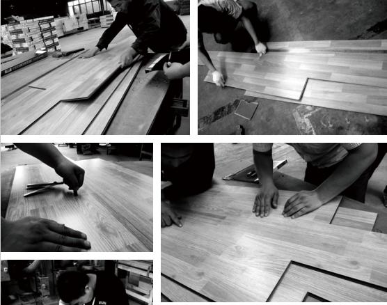 laminate flooring quality control