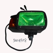 Customized for Sl30W Loader Air Boosting Pump lamp 5004908 for loader spare parts for sale export to Spain Supplier