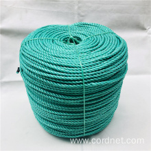 PP 3 Strands Twist Bale Rope For Chile