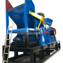 Large Scrap Metal Crusher Equipment Plant