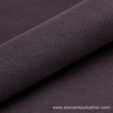 Soft Feeling Microfiber suede Fabric Leather