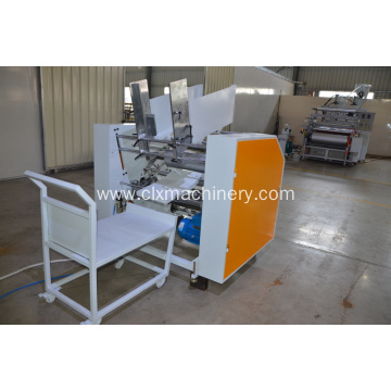 Full Auto Rewinder Cling Film Rewinding Machine