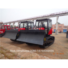 Mine Site Fruits Forest 60HP Mini Bulldozer