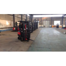 Small battery forklift truck control 3M lifting height