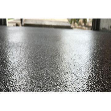 Epoxy sanding anti-slip floor