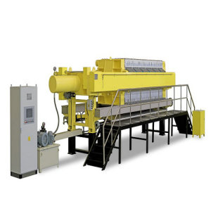 Automatic Washing Plate And Frame Filter Press