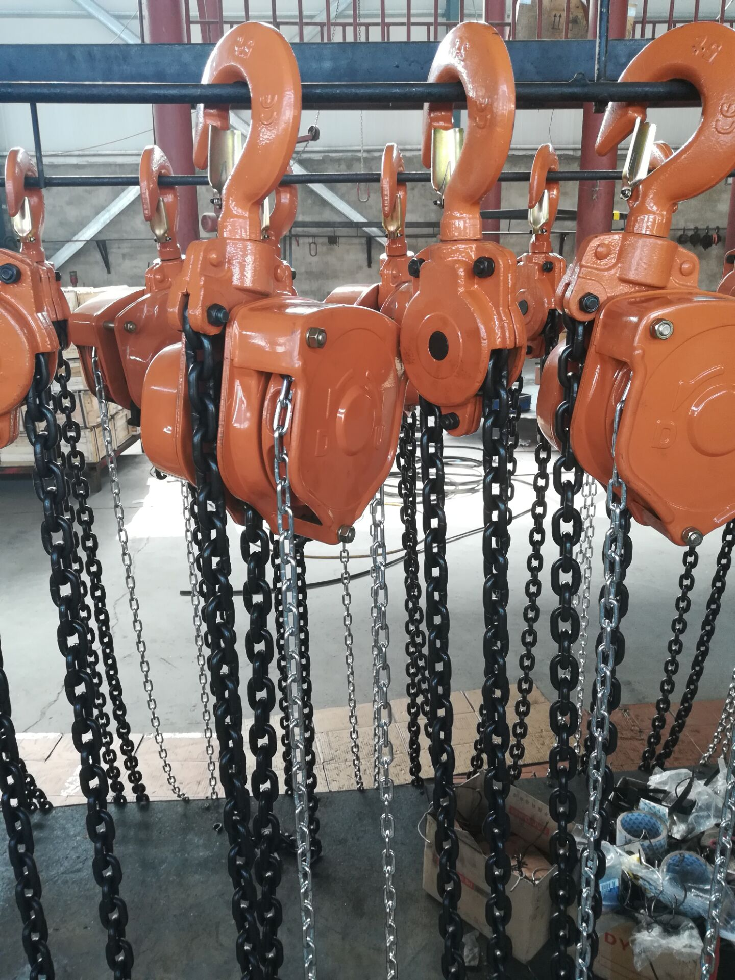 5 Ton Hand Tools Chain Pulley Block