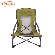 Silla plegable de concierto de playa Low Sling
