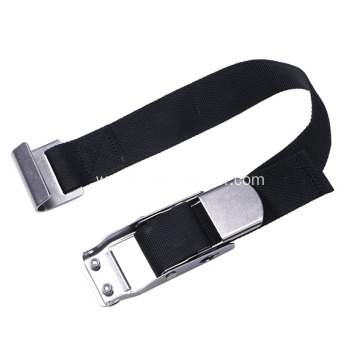 Overcenter Buckle Strap For Car Trailer