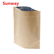 Holiday sales for Kraft Paper Aluminum Foil Bag,Aluminum Foil Stand Up Pouch,Aluminum Foil Packaging Bags Manufacturers and Suppliers in China Foil Bags For Food Packaging supply to Indonesia Supplier