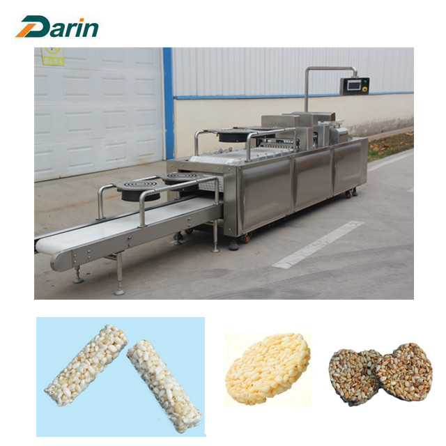 Healthy Granola Bar Molding Machinery