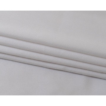 Woven Fabric Bleached 100% Polyester Fabric