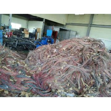 scrap electric tanso wire wire recycling equipment