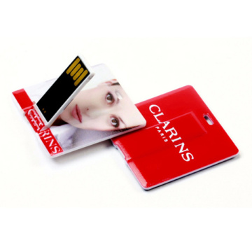 Nouveau lecteur flash USB Mini Business Card