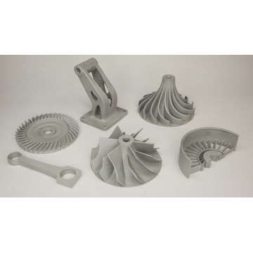 Customized aluminum alloy 3D printing parts