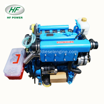 HF-485M water cooled 46hp marine engine for boat