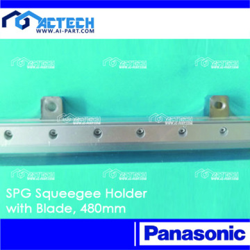 Cheap PriceList for Panasonic Printer Spare Parts,HP Printer Replacement Parts,Panasonic Replacement Parts Manufacturers and Suppliers in China 480mm SP18 Squeegee Holder with Blade export to South Africa Factory