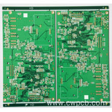 Double-sided 1.6mm thickness printed circuit boards
