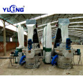 Birch Waste Pellet Machine