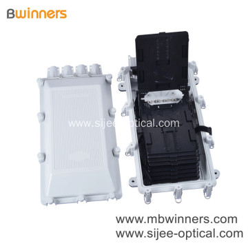 Ip68 Waterproof Splice Enclosure Box Ftth Outdoor Wall Mount 256 Core