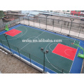 outdoor basketball sports floor/modular Tiles