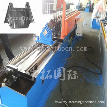 Light Steel Roof Furring Omega Channel Cold Forming Machine