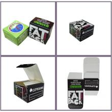 Wholesales 4c Print Foldable Medicine Paper Box