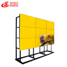 LCD Video Wall solution for TV station