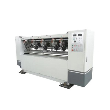 Full automatic thin knife slitter and scorer machine