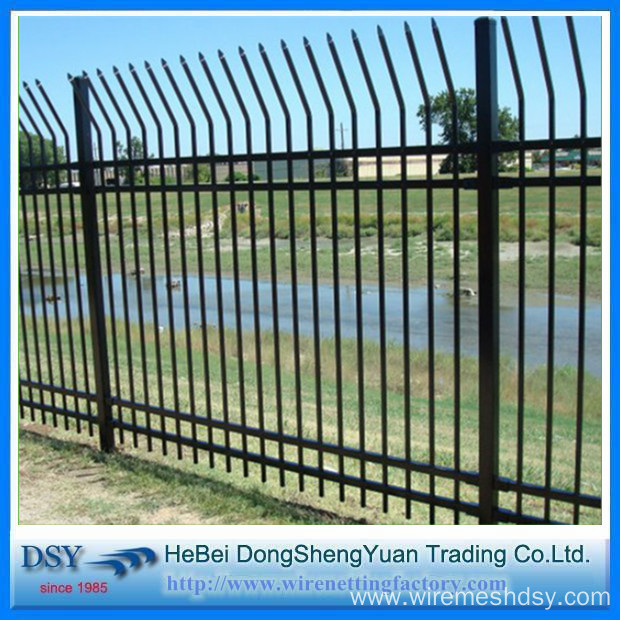 New Style Wrought Iron Fence