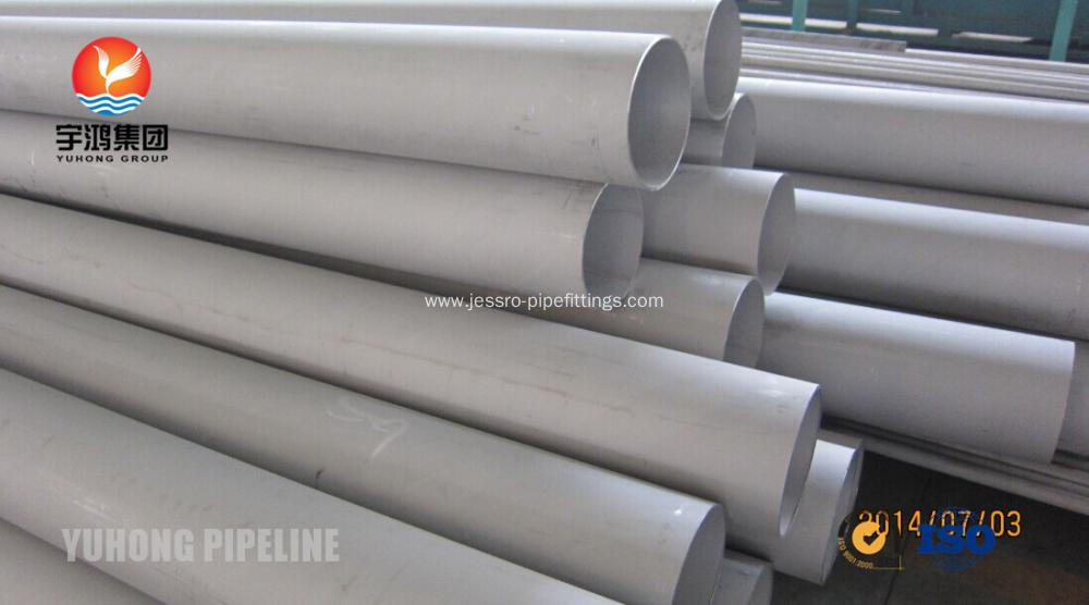 Stainless Steel Seamless Pipes ASTM A312 / A312M-2013a TP317 / TP317L / TP317LN / 1.4438 / EN10204-3.1