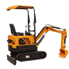 China for Hydraulic Excavator Machine Excavator 800Kg mini excavator Price export to Comoros Factory
