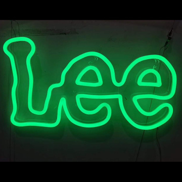 LED BRAND NEON SIGN LOGO SIGNAGE