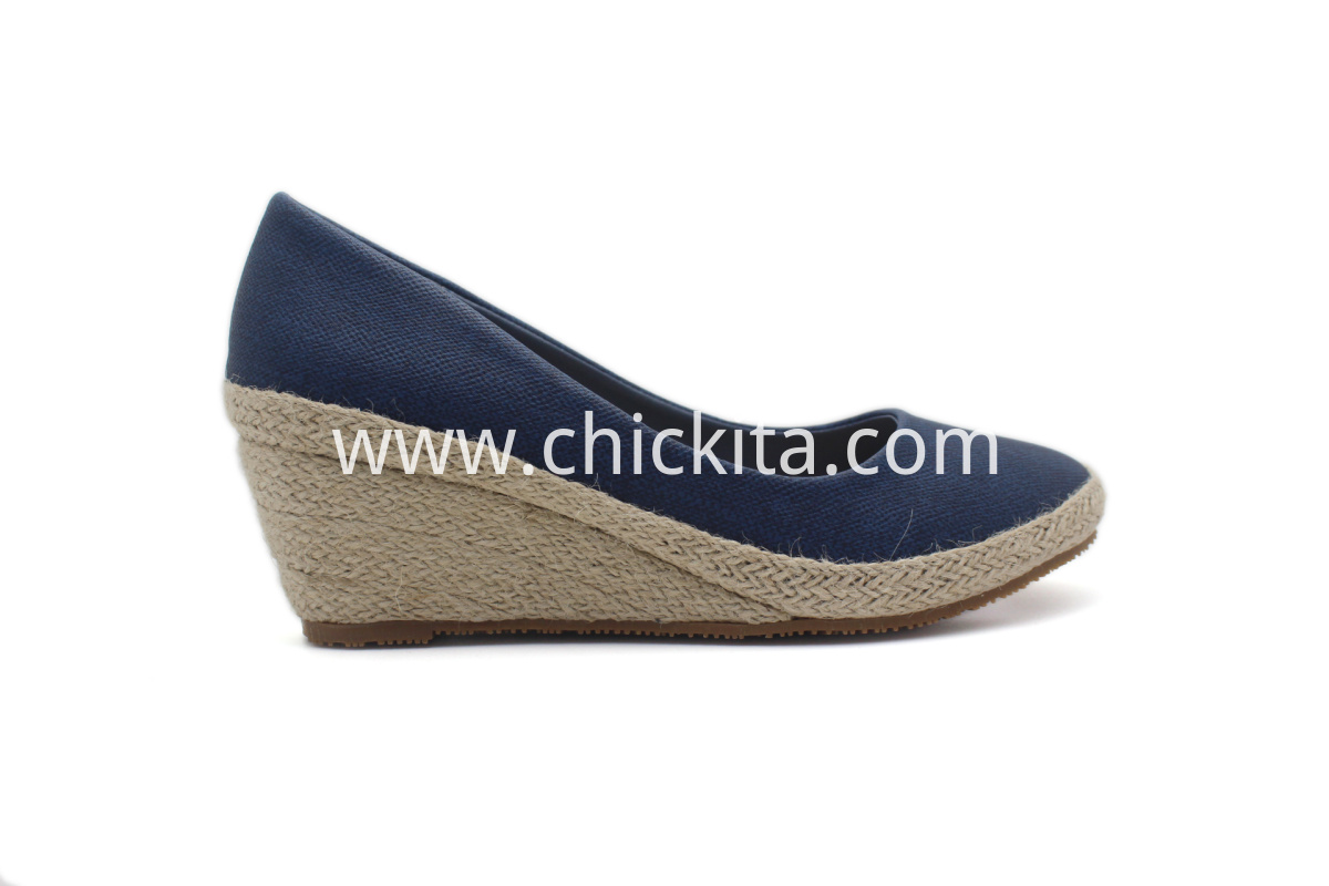 Hemp Outsole Shoes