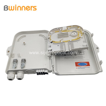 8 Core Outdoor Fiber Optic Distribution Box