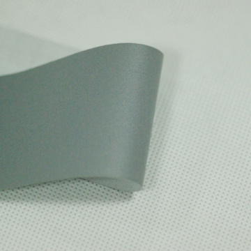 Silver Industrial Washing Reflective Fabric Tape