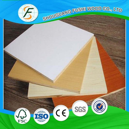 Red Rose Melamine Plywood with Best Price