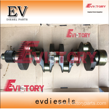 VOLVO D5E D5D crankshaft main bearing