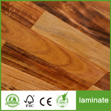 Excellent quality for for Black Hdf Laminate Flooring High Quality 8mm black core laminate flooring export to Netherlands Antilles Suppliers