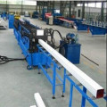 Metal Gutter Shaping Machine Downspouts Machine For Sale