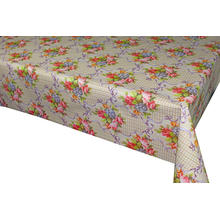 Pvc Printed fitted table covers Table Linens Wholesale