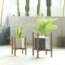 Nordic Simple Sitting Room  Flowerpot Wearing Joe
