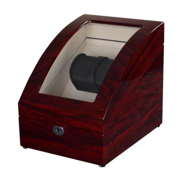 Super silent watch winder with storages