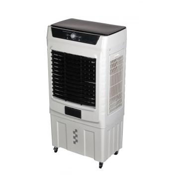 Black 55L Water Tank Capacity 8000CBM Air Cooler