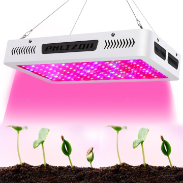 Full Spectrum Dual Chip 10W * 120 LED-groeilicht