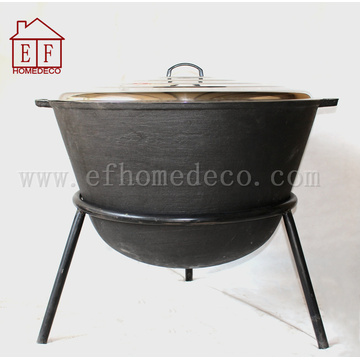 Cast Iron Jambalaya Pot 40 Gallon