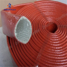 Reliable for Silicone Fire Resistant Sleeve Hoses silicone e - grade industry fire sleeve export to United States Factory